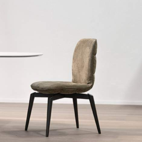 Alain Dining Chair, Cierre Italy