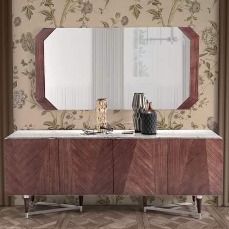Madison Rectangular Mirror, Planum Furniture Italy