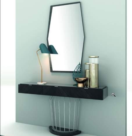 Plaza Small Mirror, Planum Furniture Italy