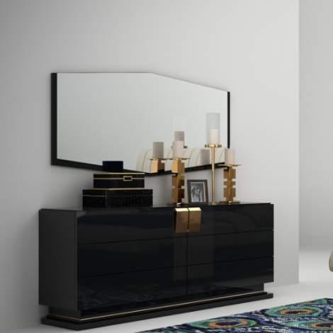 Plaza Large Mirror, Planum Furniture Italy