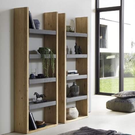 Brik Wall Hanging Rack 0061, Planum Furniture Italy