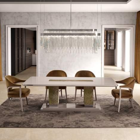 Majestic Medium Dining Table, Planum Furniture Italy