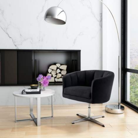 Wilshire Occasional Chair, Zuo Modern
