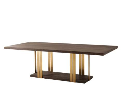 Tamar Dining Table, Theodore Alexander