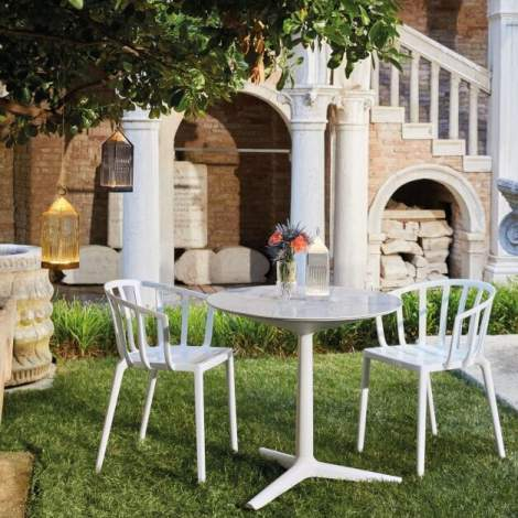 Venice Chair (2 pieces), Kartell Italy