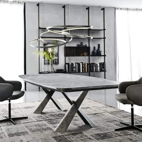 Mad Max Keramik Premium Table, Cattelan Italia