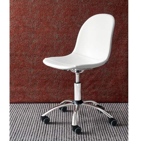 CB/1911 Academy Office Chair, Connubia by Calligaris Italy