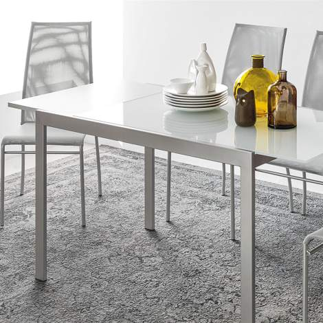 CB/4742 Aladino Dining Table, Connubia by Calligaris Italy