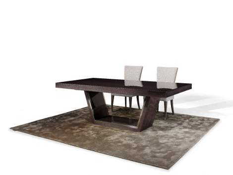 Aria Extension Dining Table, Planum Furniture Italy