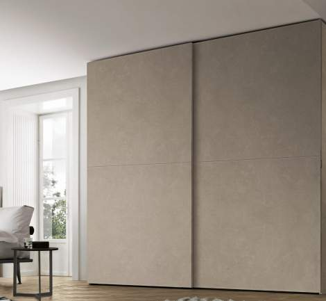 Liscia 2 Sectors Sliding Doors Armoire, Tomasella Italy