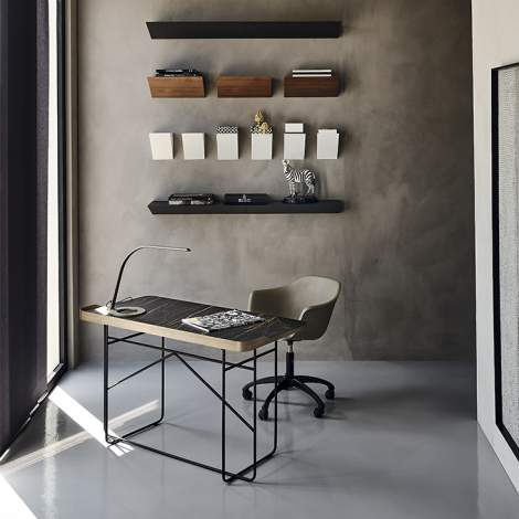 Wolf Keramik Desk, Cattelan Italia