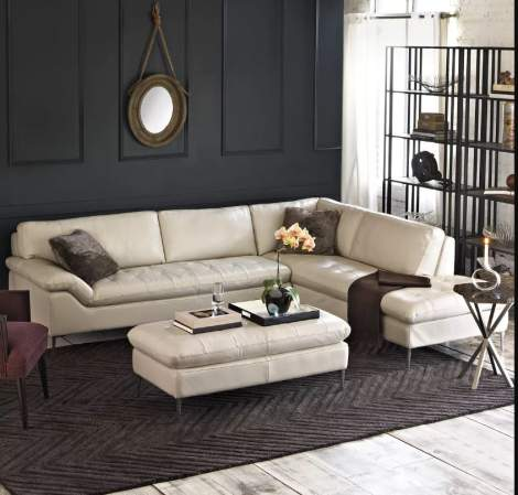Emma Sectional Sofa,  Chateau D'ax