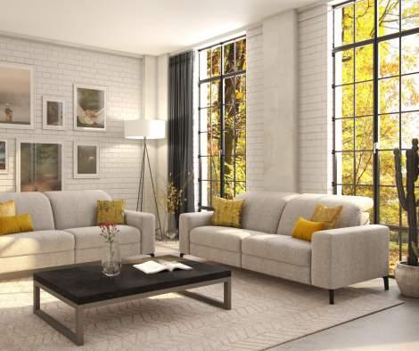 Cristallo Sofa, ROM Belgium
