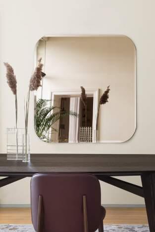 CS/5139-Q Bevel Mirror, Calligaris Italy