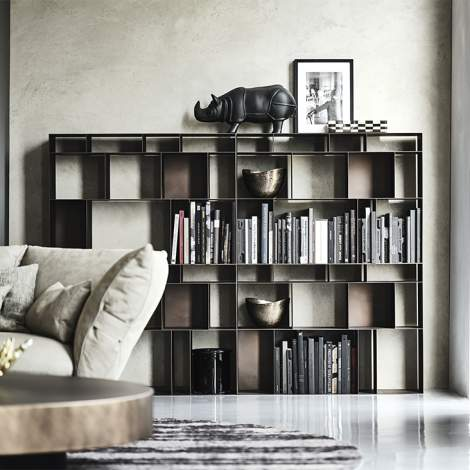 Latitude Bookcase, Cattelan Italia