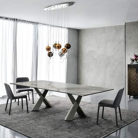 Mad Max Keramik Table, Cattelan Italia