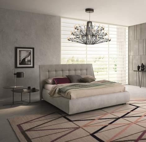 Guscio Premium Storage Bed