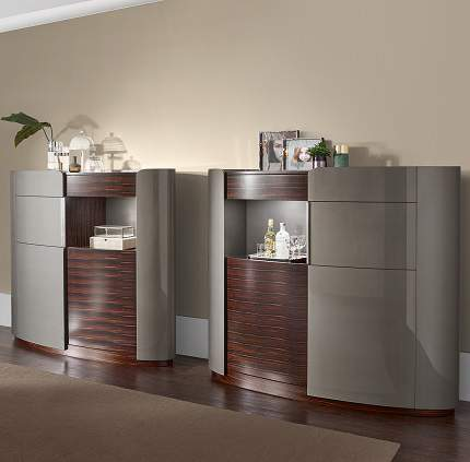 Imperador Plus Bar Unit, Planum Furniture Italy