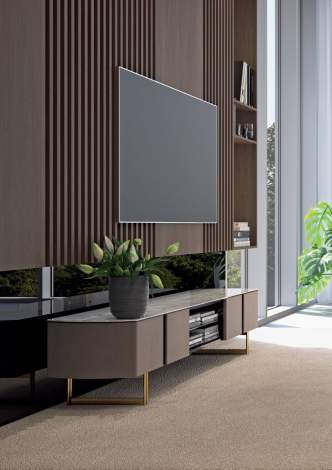 Butterfly TV Cabinet, Alberta Italy