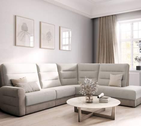 Mauriac Sectional Sofa, ROM Belgium