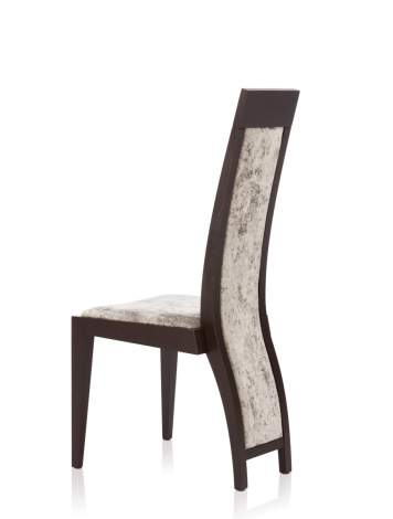 Metropolis Chair with Extended Back, Planum Furniture Italy