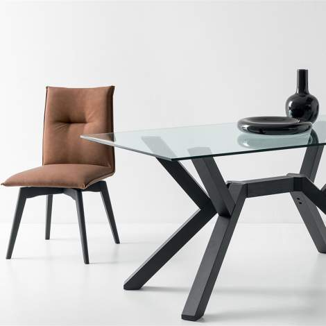 CB/4728 Mikado Dining Table, Connubia by Calligaris Italy