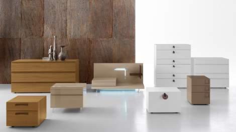 Onyx Bedroom Furniture, Presotto Italy