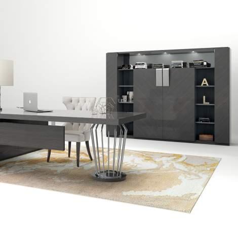 Plaza Bookcase, Planum Furniture Italy