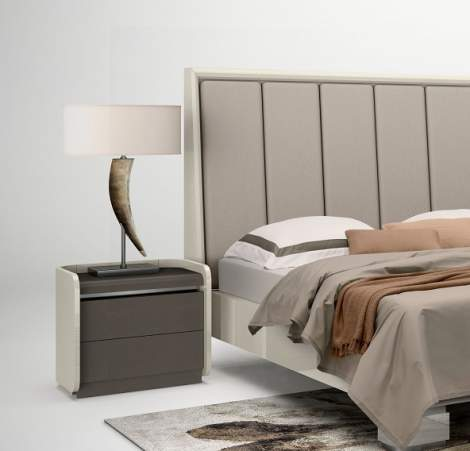 Reviera Nightstand  , Planum Furniture Italy