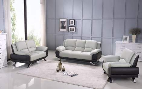 117 Living Room Furniture Sofa Set by Beverly Hills