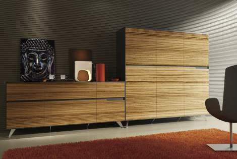 Credenza and Cabinet , Unique 400 Collection
