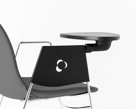 CB/1677 Academy Optional Tablet, Connubia by Calligaris Italy