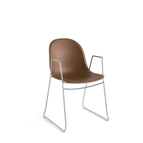 CB/1697 Academy Chair, Connubia by Calligaris Italy