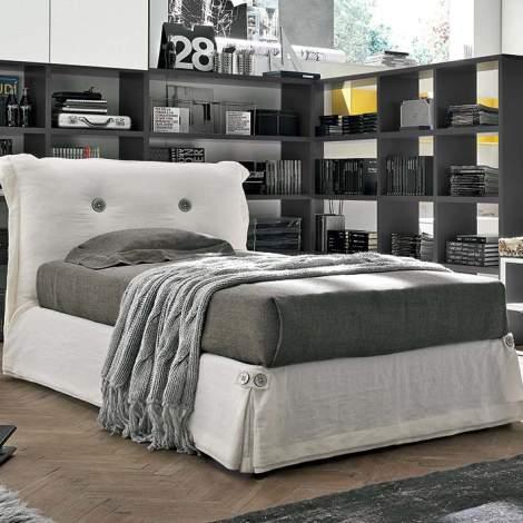 Amami Single Bed, Tomasella Italy