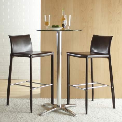 Amber Contemporary Bar Table