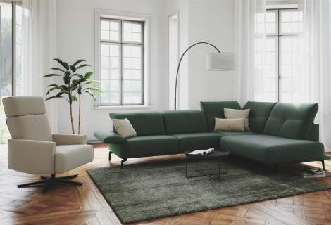 Barbuda Sectional, ROM Belgium