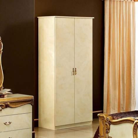 Barocco 2 Door Wardrobe, Camelgroup Italy