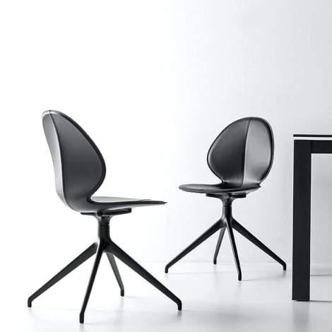 CS/1856-LHS Basil Office Chair, Calligaris Italy