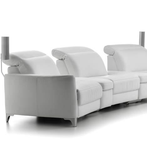 Bellona Home Theater Sectional Sofa, ROM Belgium