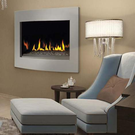 BGD36CFG Crystallo Fireplace by Napoleon