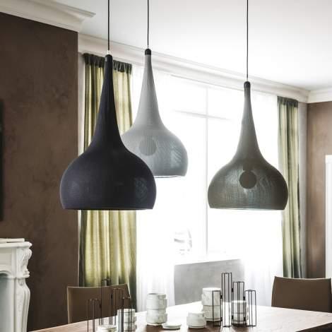 Byblos Ceiling Lamp, Cattelan Italia
