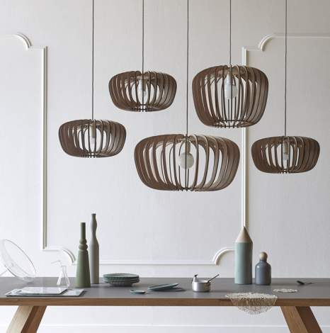 Coraline Ceiling Lamp, Miniforms Italy