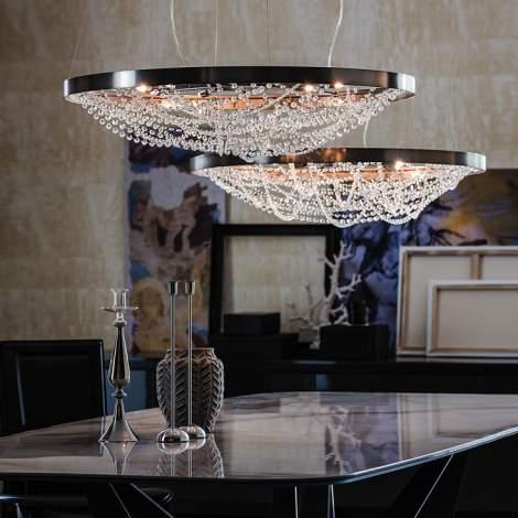 Cristal Ceiling Lamp, Cattelan Italia