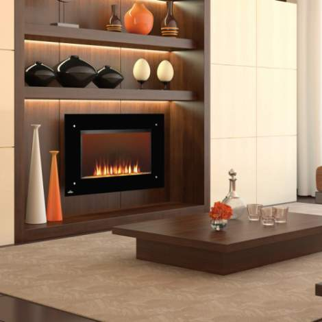 EF39S Fireplace by Napoleon