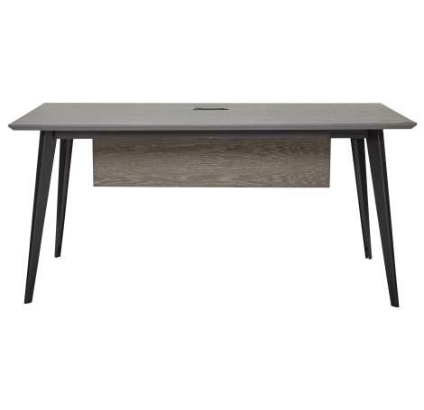 "Oslo 71"" Desk with USB & Power Grommet, Unique Furniture"