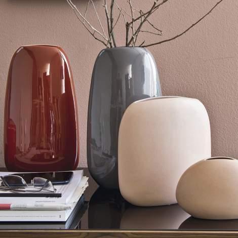 CS/7140-C Flavour Ceramic Vase, Calligaris Italy