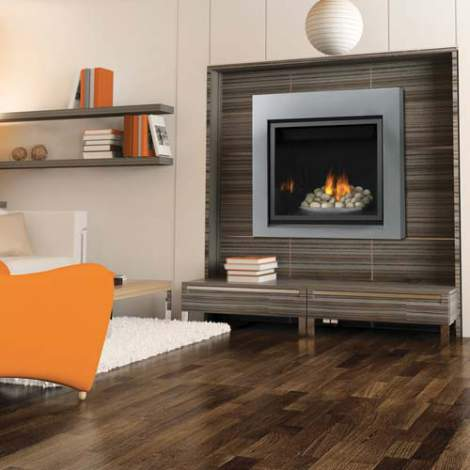 HD35 Clean Face Fireplace by Napoleon