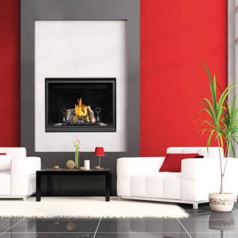HD40 High Definition Fireplace by Napoleon