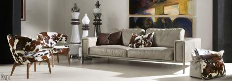 Hudson Sofa, Gamma International, Italy