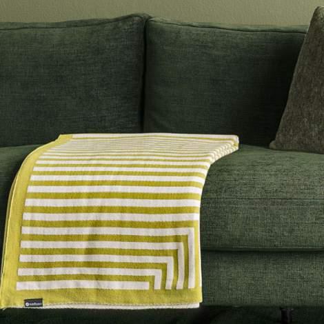 7179 Illusion Blanket, Calligaris Italy